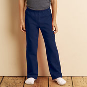 Gildan Youth HeavyBlend™ open hem sweatpants