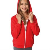 American Apparel Youth flex fleece zip hoodie (F297)