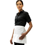 Premier 3 open pocket waist apron