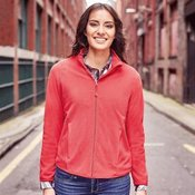 Russell Women's full zip fitted microfleece