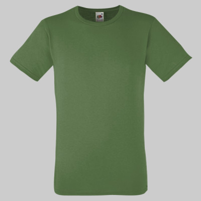 Fruit of the Loom Fitted valueweight tee